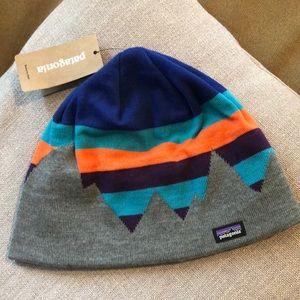 NWT Patagonia Harvest Moon Beanie Knit Hat